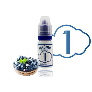 Avoria Cloud Chaser 10 ml Cakeberry 03 mg/ml