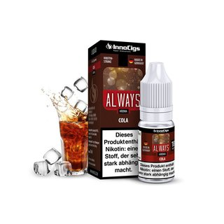 InnoCigs Liquid Always Cola 09 mg/ml
