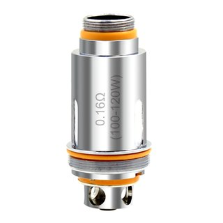 Aspire Cleito 120 Coil/Head 0,16 Ohm Clapton Kanthal