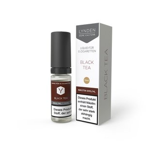 Lynden Liquid Black Tea 03 mg/ml