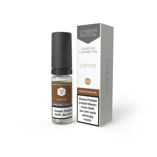 Lynden Liquid Coffee 03 mg/ml
