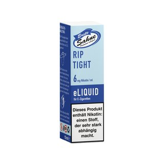 Erste Sahne Liquid 10 ml Rip Tight 06 mg/ml