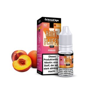 InnoCigs Liquid 10 ml Hairy Fluffy