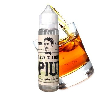 Tom Klarks Liquid 40 ml Opium 00 mg/ml mit 2x Nikotinshots je 10 ml 18 mg/ml