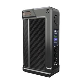 LVE Paranormal DNA 250C Mod 200 W (22 mm) gunmetal black-kevlar chopped-cf