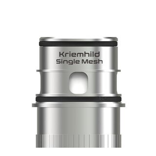 Vapefly Kriemhild Single Mesh (Coil/Head) Verdampferkopf 0,2 Ohm Gold Version
