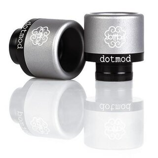 DotMod Friction-Fit Drip Tip 510er rust
