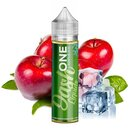 DASH ONE Liquids Aroma 15 ml Apple Ice