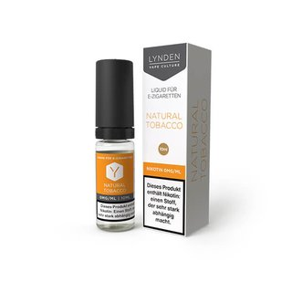Lynden Liquid Natural Tobacco 12 mg/ml