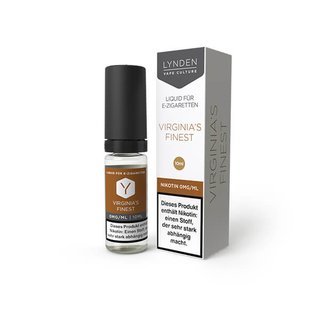 Lynden Liquid Virginia´s Finest 12 mg/ml