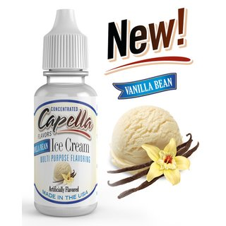 Capella Aroma 13 ml Vanilla Bean Ice Cream