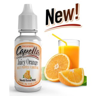 Capella Aroma 13 ml Juicy Orange